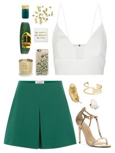 """""""Untitled #72"""" by horansfrenchy ❤ liked on Polyvore featuring Valentino, Marc Jacobs, Narciso Rodriguez, Chinese Laundry, Sole Society, Ippolita, Tom Dixon, Shine by S.H.O, Casetify and Louis Vuitton"""