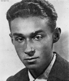 Primo Levi // A wonderful Italian Jewish writer Haulowcost survival. A tortured soul who have committed suicide