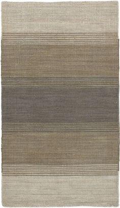 modernrugs.com neutral striped woven rug