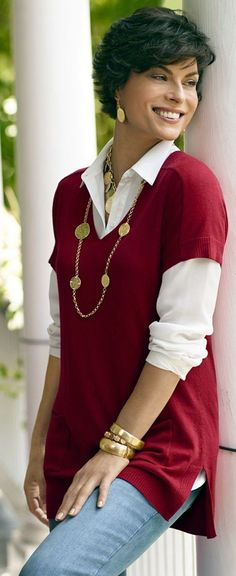 casual-outfits-for-women-over-40-25