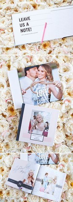 Create custom wedding stationery from Shutterfly to cover all your needs for the big day. Via Something Turquoise.