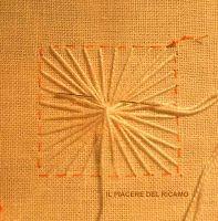 Il Piacere del ricamo: stelline cilaos