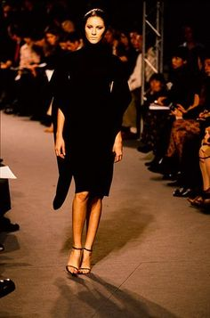 Balenciaga: the last ten decades defining looks - in pictures