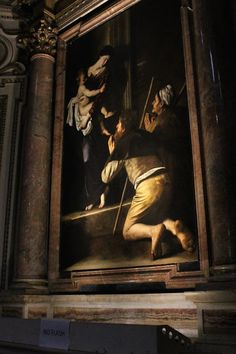 Caravaggio, Madonna, Google, Painting, Painting Art, Paintings, Painted Canvas, Drawings