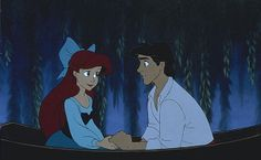 Little Mermaid! My fav Disney Movie as a little girl!