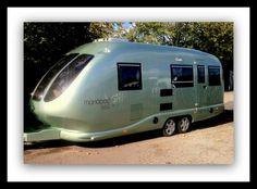 Britains IH Leisure debuted their Monopod 660 caravan. RV Examiners Best RVs of 2011. Credit: IH Leisure
