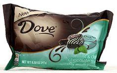 Dove Dark Chocolate Mint Swirl Promis...