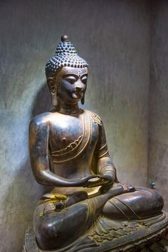 """""""No price is too great to pay for inner peace. Buddha Garden, Buddha Zen, Gautama Buddha, Buddha Buddhism, Buddha Meditation, Buddhist Art, Inner Peace, Art And Architecture, Asian Art"""