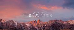 macOS Sierra – Your Next Mountaineering Challenge - If you love the great indoors and are planning a spot of climbing, I recommend this most excellent guide.  #macos #macossierra #applemac