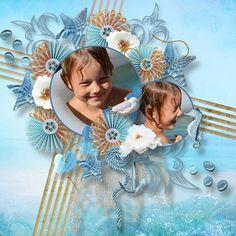 Sea Breeze by Designs by Brigit