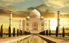 Taj Mahal HD Widescreen Wallpapers 1280x800 (2011) [By Superphotosearch] Share, Like, Repin! Visit us at instagram.com/mightytravels