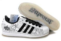adidas superstar 2 graffiti