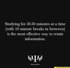Studying fact…interesting so now tell me how to stop looking on pinterest so I can study