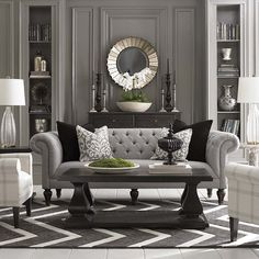 Interior design trends for 2015 #interiordesignideas #trendsdesign For more inspirations: See also at: http://www.covetlounge.net/product-category/seating/sofas/