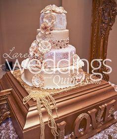 Ozzie and Krissy Romantic theme wedding