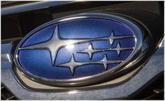 The Subaru logo is popular among two social groups – rallyist and young office workers, who love fast drive and excellent manageability of cars. Subaru Logo, Logos Meaning, Volkswagen Logo, Symbols, History, Historia, Icons, Glyphs
