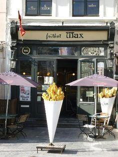 belgium .. fries and cheesee .. yummm