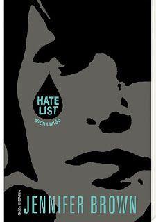 Mniej Niż 0 - Mniej Niż Recenzja: Hate list. Nienawiść - Jennifer Brown
