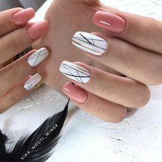 Best Nail Art - 61 Best Nail Art Designs for 2019 - Nägel - Nageldesign Pretty Nail Colors, Pretty Nail Designs, Pretty Nail Art, Best Nail Art Designs, Cool Nail Art, Acrylic Nail Art, Acrylic Nail Designs, Diy Nails, Cute Nails
