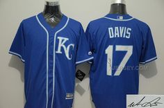 http://www.xjersey.com/royals-17-wade-davis-royal-blue-signature-edition-new-cool-base-jersey.html ROYALS 17 WADE DAVIS ROYAL BLUE SIGNATURE EDITION NEW COOL BASE JERSEY Only $35.00 , Free Shipping!