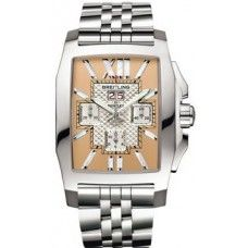 BREITLING BENTLEY FLYING B 39MMX58MM STAINLESS STEEL A4436512/H531 For more info, click this link: http://www.luxurysouq.com/Breitling-Bentley-Flying-B-Stainless-Steel-A4436512-H531