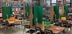 Green Screen Stop-Motion Stations - Dryden Art