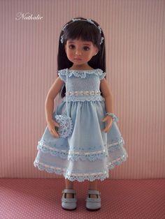 Tenue pour poupée Little Darling de Dianna Effner