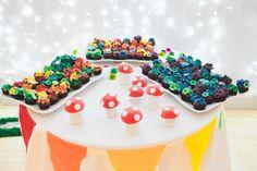 The Rainbow Wedding to End all Rainbow Weddings: Jen & Ben