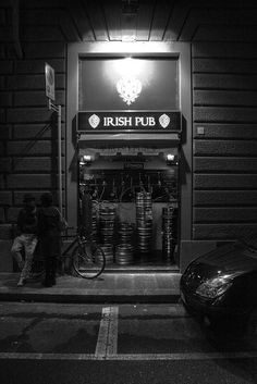 "Irish Pub, Firenze, Italy just like the Irish Pub song: ""when you're walking in a city street, you could be in Peru, and you hear a distance calling and you know its meant for you.  For whether you sing or pull a pint, you'll always have a job for wherever you go around the world YOU'LL FIND AN IRISH PUB!"""