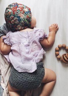 Liberty of London Handmade Floral Bonnet | RainPeopleBC on Etsy