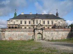 The Beautiful & Neglected 17th Century Ukrainian Castle