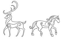 pictish animals - Google Search