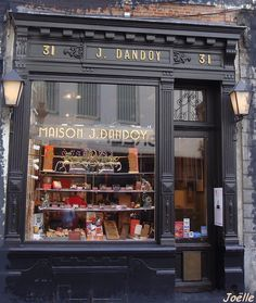 Fine Shops of Gingerbread throughout Europe
