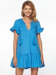 Sukienka Chica w kolorze niebieskim