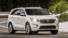 2016 kia Sorento is CR's favorite midsized SUV, and it scores 84 points overall. The magazine is fond of how the model drives and really likes the interior. Customers can choose among five trim levels, three engines, and five- or seven-passenger versions, so it shouldn't be hard to pick exactly the right layout for their needs.CONSUMER REPORTS 10/11 score