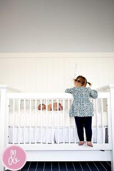 Inspiration | Lifestyle newborn siblings | Drew B Photography