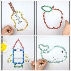 Fine Motor Tiny Dots by Shelley Lovett Fine Motor Activities For Kids, Preschool Learning Activities, Toddler Activities, Preschool Activities, Kids Learning, Kids Education, Motor Skills, Dots, Work Stations