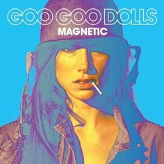 """Goo Goo Dolls Magnetic Colored Vinyl LP From the celebratory single """"Rebel Beat"""" to the love-rediscovery ballad """"Slow It Down,"""" from the blue-collar anthem Lp Vinyl, Vinyl Records, Goo Goo Dolls, Green Day, Bon Jovi, Warner Bros, Lps, Rock Bands, Magnets"""