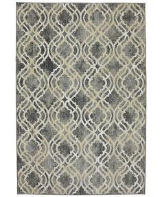 Karastan Euphoria Potterton Ash Grey Area Rugs - Rugs - Rugs - Macy's