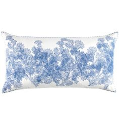 MESSY BLOCK PRINT COLLECTION- CHICORY BOLSTER