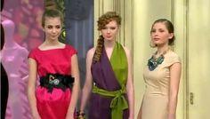 """Творча група """"Виключно звичайні"""" створила соціальний проект """"VIPускники"""". Вони попросили українських дизайнерів подарувати хоча б одну свою сукню випускникам двох київських інтернатів та двох дитячих будинків.    Дизайнери погодились і створили образи для тридцятьох випускників – хлопців та дівч"""