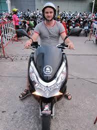 Enjoy to drive motor bike to visit Phuket ...