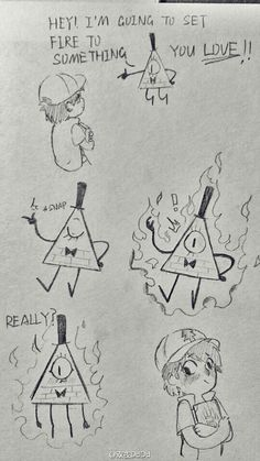 1000+ images about Gravity Falls on Pinterest | Gravity ...