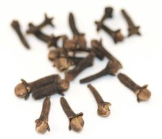 CLOVE ~ A NATURAL HEALER: Clove oil contains an active ingredient called eugenol, and both the oil and buds themselves have traditionally been rubbed on the gums for toothache! Cloves are also very high in polyphenol antioxidants - a recent study of over 3,100 foods and drinks found herbs and spices to be high in antioxidants, with cloves being the richest of all! #clove #naturalremedies