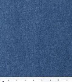 Sew Classic Bottomweight Medium Wash Denim Fabric 7oz