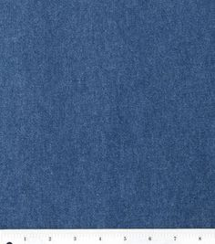 Sew Classic Bottomweight Medium Wash Denim Fabric 7oz