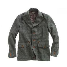 RRL Warren Wool Twill Jacket
