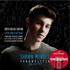 Shawn Mendes - Handwritten Revisted - Target Exclusive