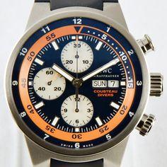 iwc jacques cousteau divers watch - Google Search