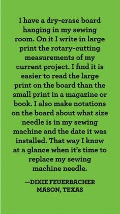 Pool Noodles Are a Big Help in the Sewing Room - Quilting Digest Quilting Tips, Quilting Projects, Sewing Projects, Sewing Crafts, Quilting Board, Machine Quilting, Quilting Designs, Craft Projects, Paper Piecing Patterns